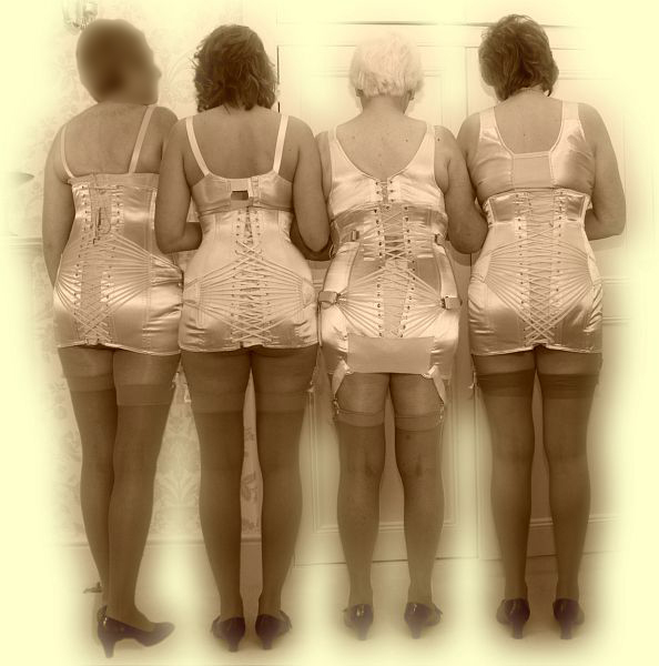 901b80fbd07 A Camp and three Jenyns  take your pick. Both corsets are remarkably  effective - if you don t mind the engineering!