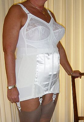 Older Ladies In Girdles