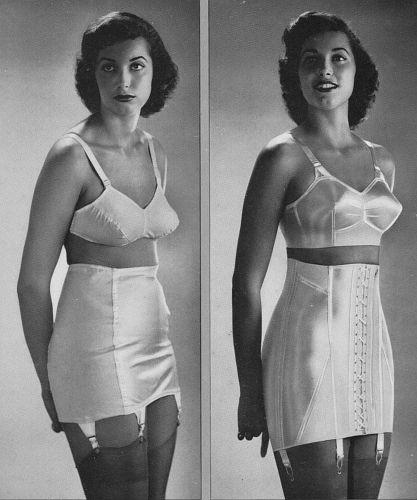 girdles Women wearing
