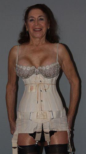 Amateur mature lingerie
