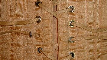 Learn to sew corsets