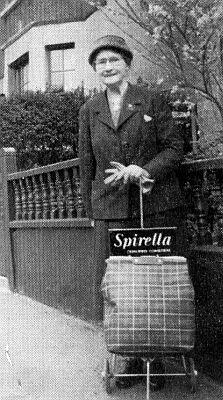 Spirella representative @designerssweetspot.com