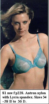 Montgomery Ward Catalog Teen Bras