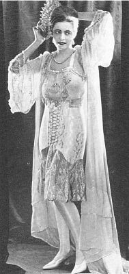 1920 Corset Dress