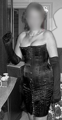 Painfully Tight Corset