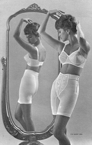 Vintage Girdle Ads